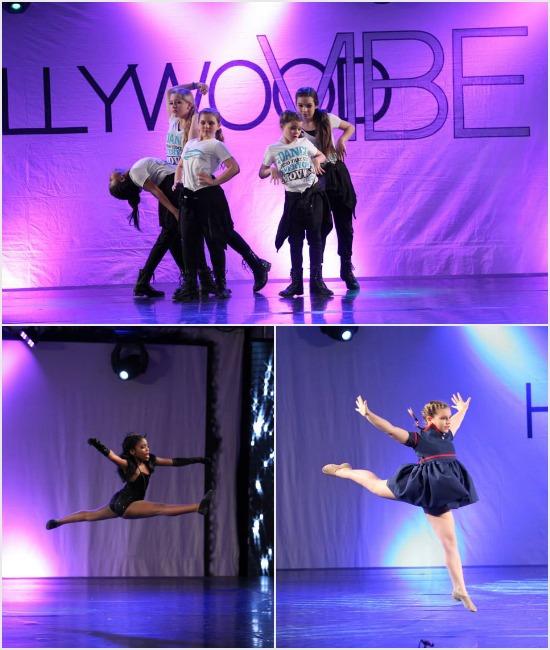 Ballet, Jazz, Drill Team and Creative