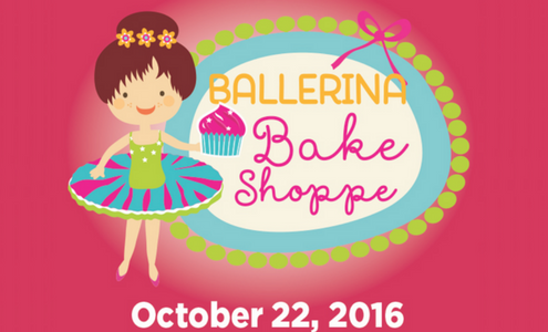 Ballerina Bake Shoppe - Image That Camp @ Move Dance and Fitness   Richmond   Texas   United States